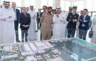 قطر تدشن أكبر قواعدها البحرية المتخصصة في أمن وحراسة الموانئ والمنشآت النفطية