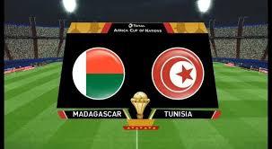 بث مباشر..شاهد مباراة تونس و مدغشقر