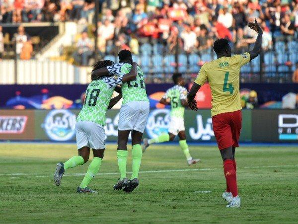 كٲس افريقيا للٲمم: نيجيريا تزيح الكاميرون من الدور الثمن النهائي