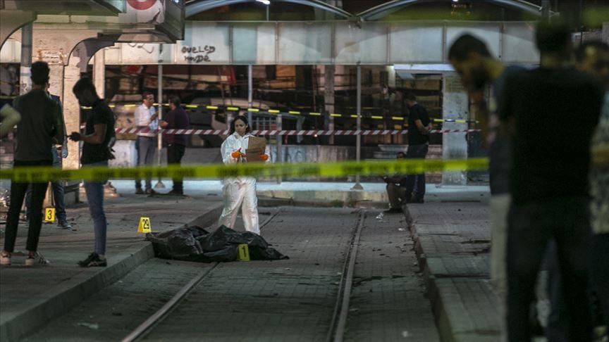 حي الانطلاقة: مطاردة عناصر ارهابية.. والعثور على كميات هامة من المتفجرات!!