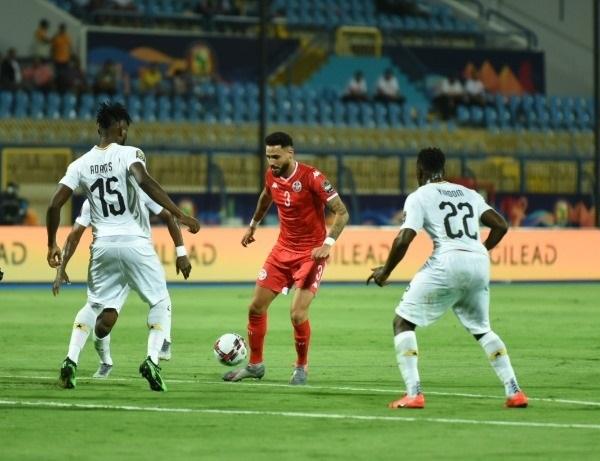كأس افريقيا للأمم: تونس تتجاوز غانا.. و تتأهل الى الدور الربع النهائي