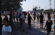 احتجاجات قرمبالية: إصابة عوني أمن وإیقاف 10 محتجین
