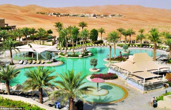 توزر: شركة الدّيار القطريّة تتخلق فرص عمل بالمنتجع السّياحي الصحراوي