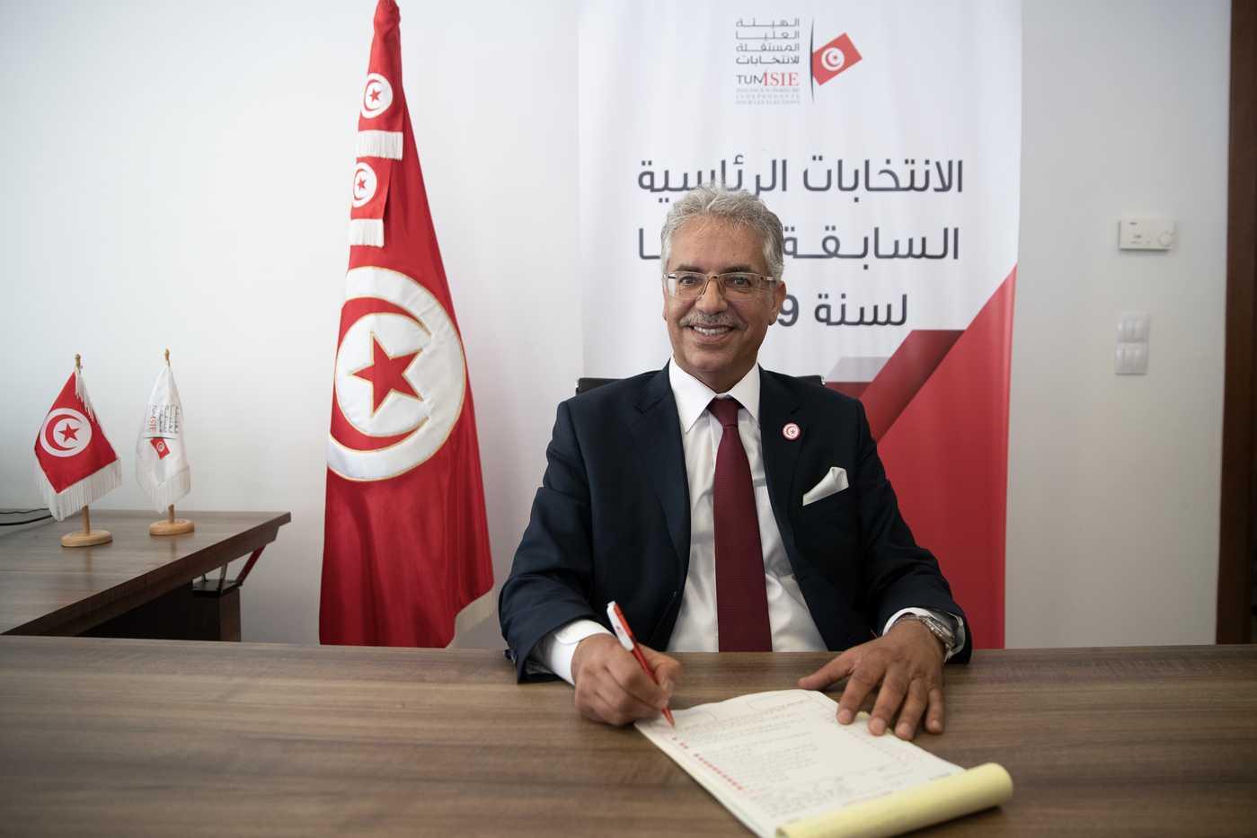 المرشح للرئاسة عمر منصور يتهم هؤلاء بالسيطرة على الدولة