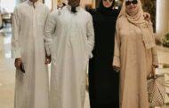 صورة اليوم: كادوريم وعائلة بن علي في حلّة جديدة