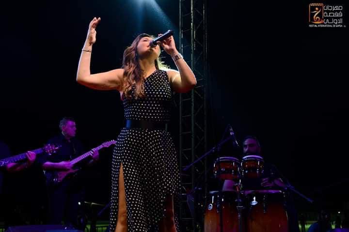 بالصور: اليسا تتألق في المهرجانات التونسية.. وتعبّر عن سعادتها بلقاء الجمهور التونسي