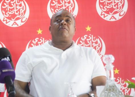 بعد خسارته الكأس الافريقية/ رئيس الوداد يردّ بطريقته على التونسيين