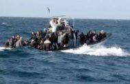 إحباط 6 عمليّات هجرة غير شرعيّة وضبط 148 شخصا
