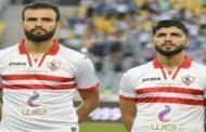 فرجاني ساسي وحمدي النقّاز يتوّجان بكأس مصر مع الزمالك