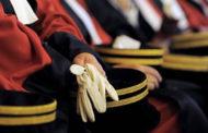 إصدار قرارات تأديبيّة في حقّ عدد من القضاة..