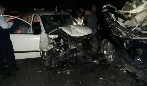 القصرين/ حادث مرور مروع يودي بحياة 4 أشخاص..