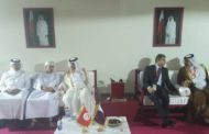وزير البلدية والبيئة بدولة قطر يشارك في افتتاح الصالون الدولي للفلاحة والآلات الفلاحية والصيد البحري بتونس