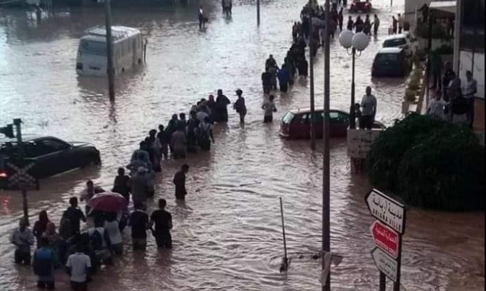وزارة الداخلية: استئناف حركة المرور باغلب الطرقات باقليم تونس الكبرى