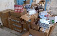 حرب الدخان المهرب متواصلة: فرق المراقبة الإقتصادية تحجز 31 ألف علبة سجائر