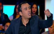 جوهر بن مبارك يصفع