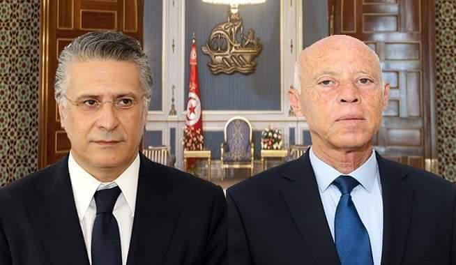 الانتخابات الرئاسية: قيس سعيد ونبيل القروي في الدور الثاني