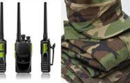 سليانة/ حجز بنادق صيد وبدلات عسكريّة وأجهزة لاسلكية وصواعق كهربائيّة ببوعرادة