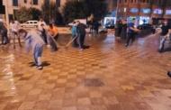 يقودها الشباب: نجاح باهر للحملة الوطنية للنظافة