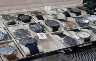 العاصمة/ حجز 117 ساعة يدويّة مهرّبة تحمل علامات فاخرة (صور)