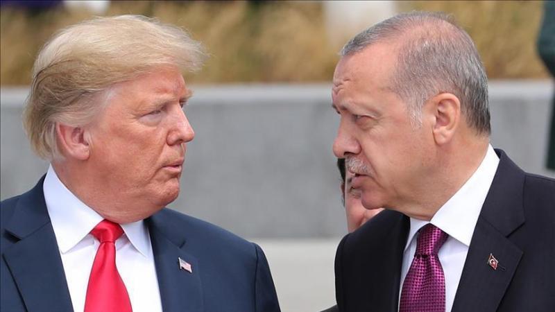 ترامب يهدد تركيا بدمار اقتصادي