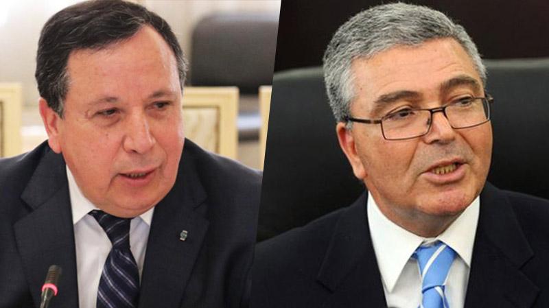 عاجل: اعفاء وزير الدفاع ووزير الخارجية من مهامهما!!
