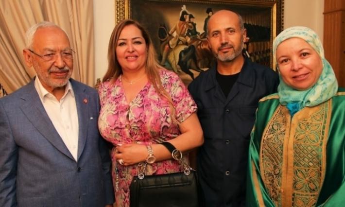 نوال غشام تنفي لقاء الغنوشي في منزله وتوضح ملاباسات