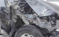 تعرض عمرو اديب إلى حادث خطير