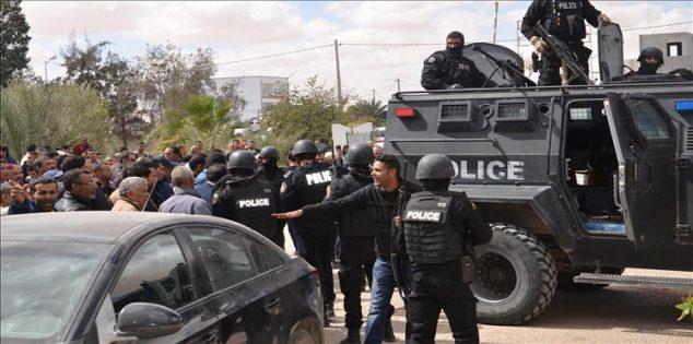 القصرين: القبض على عنصر إرهابي مفتش عنه وصادر في شأنه حكم بـ 40 سنة سجنا