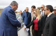 سنية بالشيخ تُعلن عن انطلاق أشغال مستشفى جديد بتالة