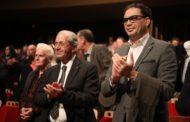 أول ظهور علني لمحمد الناصر بعد اشاعة خبر وفاته