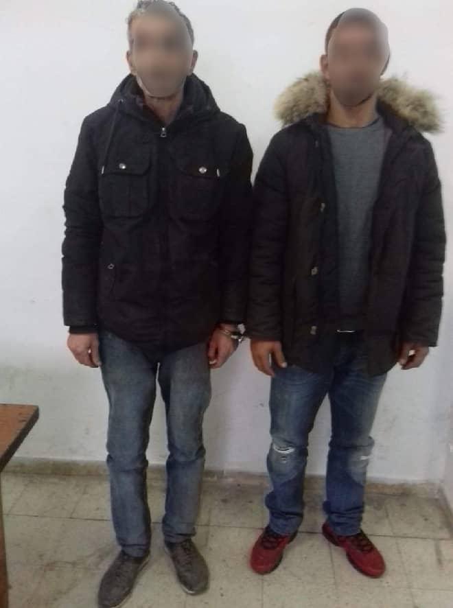 وحدات إقليم الأمن الوطني بتونس بمركز الأمن الوطني بجبل جلود تطيح بأكبر تجار المخدرات بالضفة الغربية