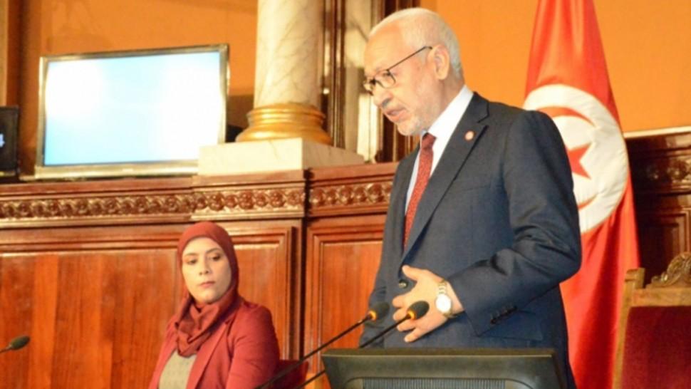 عاجل: انتخاب راشد الغنوشي رئيسا لمجلس نواب الشعب