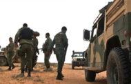 تشكيلة عسكرية ترّد بقوّة على مجموعة مسلحة أطلقت النار عليها من داخل التراب الليبي