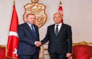 أبرز ما جاء في مكالمة هاتفيّة بين أردوغان وقيس سعيّد