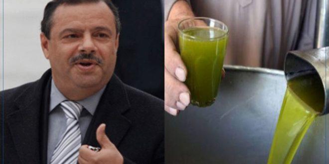 سمير الطيب: 'لتر زيت الزيتون بـ5.600 مي بداية من الإثنين القادم بديوان الزيت'