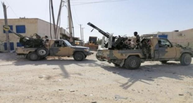 الجيش الليبي يطيح بـ«أبتر اليد» جلال التونسي أحد اذرع أبو عياض….