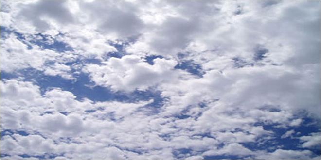طقس اليوم : سحب كثيفة مع أمطار رعديّة وغزيرة