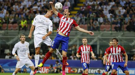 موعد مباراة دربي مدريد بين الريال و أتلتيكو