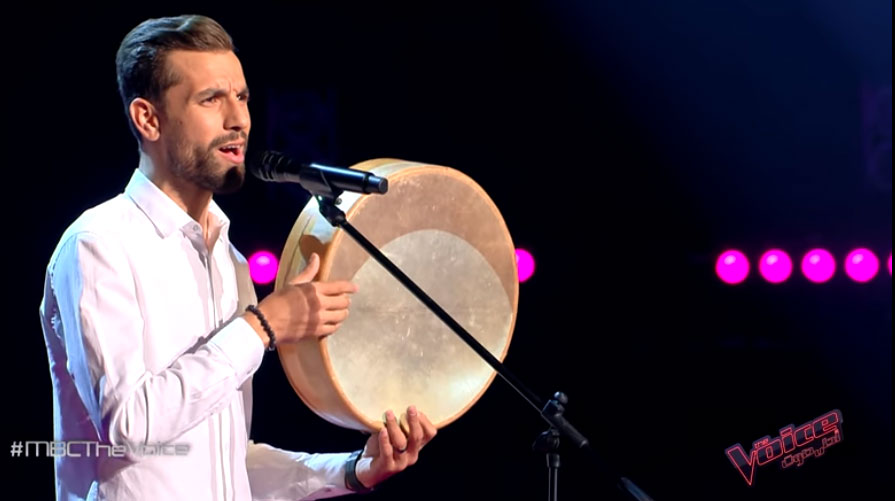 "التونسي مـهدي عيّاشي يـفوز بلقب ""THE VOICE"""
