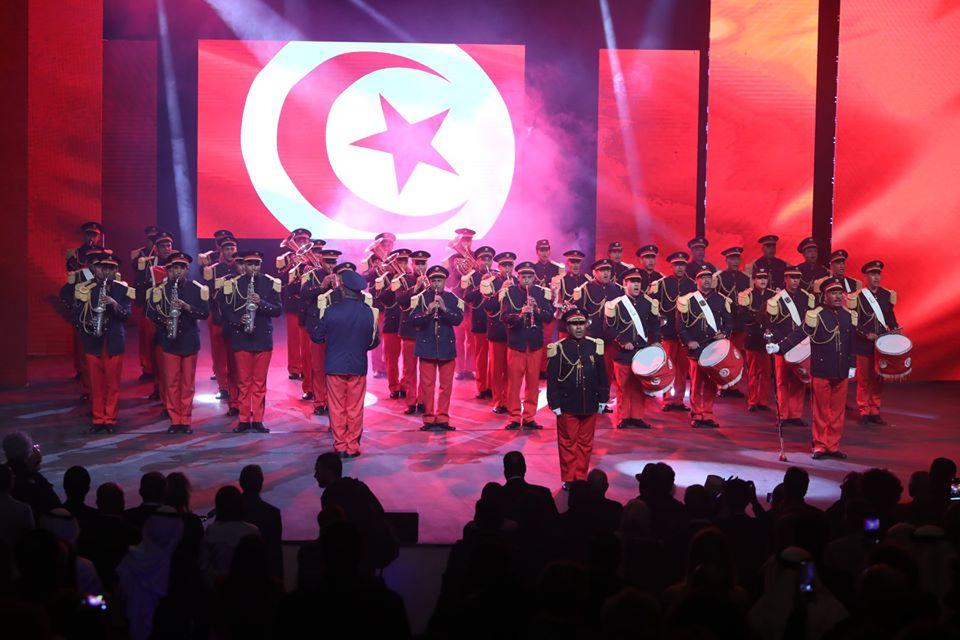 بالصور: افتتاح الدورة 21 لأيام قرطاج المسرحية