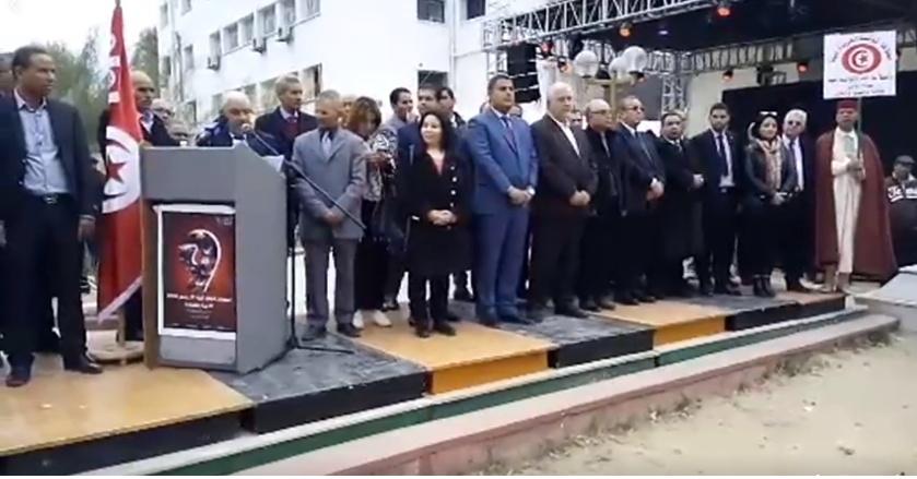 (من سيدي بوزيد): هيئة مهرجان ثورة 17 ديسمبر تتّهم الحكومة والبرلمان