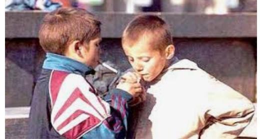 حظر بيع التبغ والسجائر الالكترونية لمن هم دون الـ21 عاماً