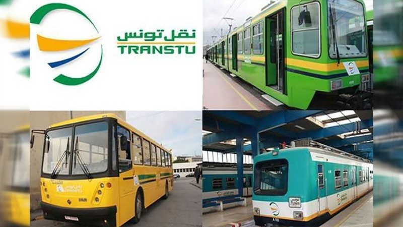 إستئناف حركة الحافلات والمترو
