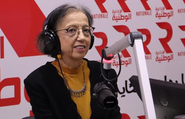 رشيدة النيفر: هناك تآمر على الدولة والتعطيل لا يشمل رئاسة الجمهورية فقط