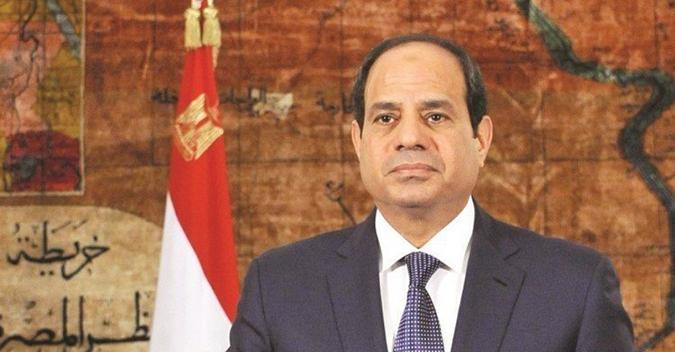 السيسي: يجب وضع حد للتدخلات غير المشروعة في ليبيا