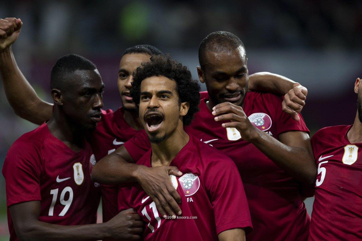 خليجي 2019: قطر تطيح بالامارات وتتٲهل للنصف النهائي