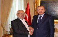 أردوغان يعقد اجتماعا مغلقاً مع الغنوشي في إسطنبول