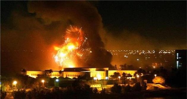 العراق: انفجارات تهزّ المنطقة الخضراء وإطلاق صفّارات الإنذار في السفارة الأمريكيّة
