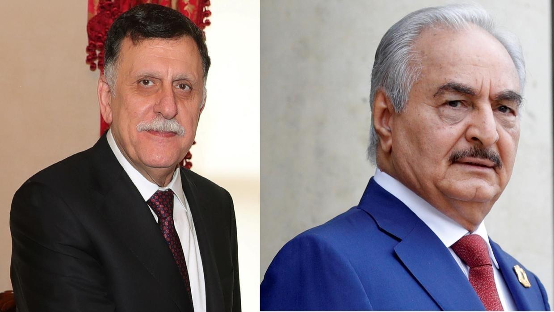 حفتر يغادر موسكو دون التوقيع على اتفاقية التسوية في ليبيا