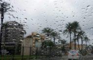 طقس اليوم: أمطار متفرقة ورياح قوية